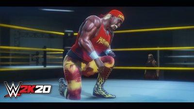 WWE 2K20 (англійська версія) PS4