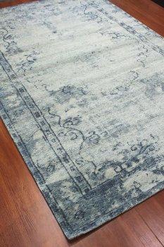 килим-гобелен сучасного стилю з котону і шеніла, машинна робота з Єгипту 155x235 (21200 Catania 0001-999)