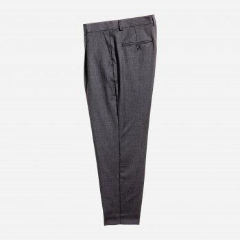Брюки H&M 4447984-ACXW Темно-серые