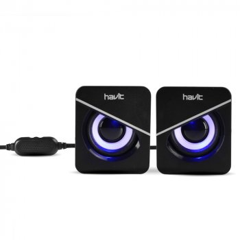 Колонки HAVIT HV-SK717 USB, 2,0