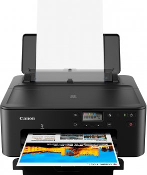Принтер А4 Canon Pixma TS704 с Wi-Fi (3109C007)