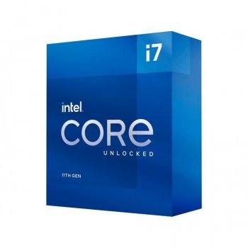 Процесор Intel Core i7 11700K 3.6 GHz (16MB, Rocket Lake, 95W, S1200) Box (BX8070811700K)