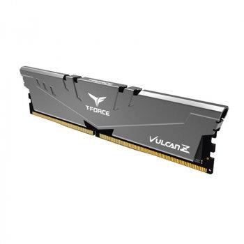Модуль пам'яті DDR4 8GB/3200 Team T-Force Vulcan Z Gray (TLZGD48G3200HC16C01)