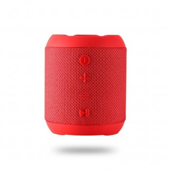 Bluetooth акустика красный Remax RB-M21
