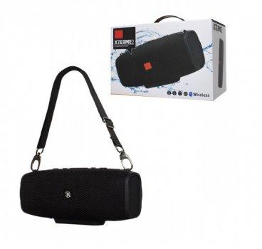 Колонка портативная Bluetooth Xterme 2, беспроводной блютус динамик, акустика, черный