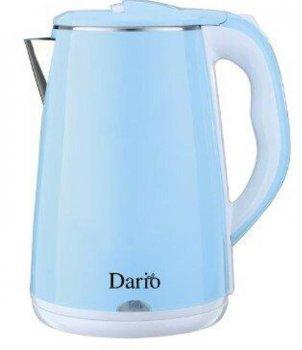 Електрочайник 2,3 л Dario DR-2301-Blue