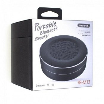 Колонка акустична RB-M13 Black Remax 150051