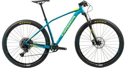 Велосипед Orbea Alma 29 H20-Eagle M 2020 Blue-Yellow (K21918MU)