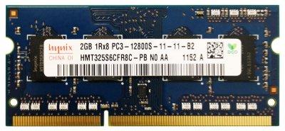 Модуль памяти SO-DIMM 2GB/1600 DDR3 Hynix (HMT325S6CFR8C-PB)