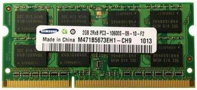 Модуль памяти SO-DIMM 2GB/1333 DDR3 Samsung (M471B5673EH1-CH9)