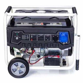 Бензиновый генератор Matari MX7000EA (5.5кВт)