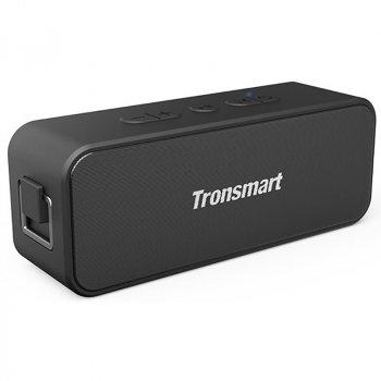 Bluetooth колонка Tronsmart Element T2 Plus Черный