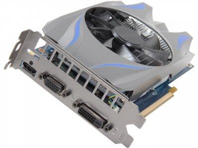 Відеокарта Galax GeForce GT740 2048 Mb GDDR5 128bit OEM