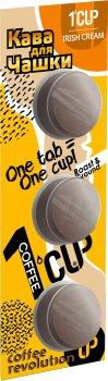 Упаковка кофе молотого прессованного для заваривания в чашке UCC 1 CUP Айриш крем 150 шт (4820240023456)
