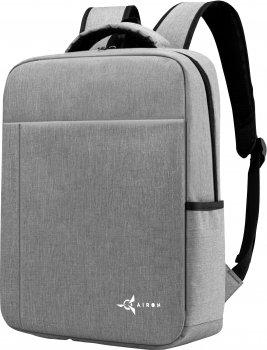 "Рюкзак для ноутбука AIRON Weekend 15"" Grey (4822356710655)"