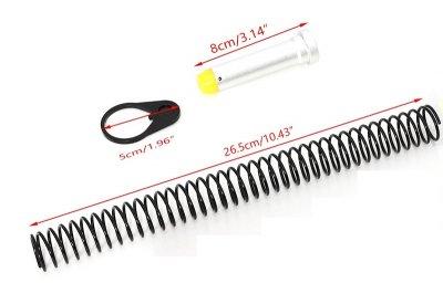 Ремкомплект буферної труби приклада AR15