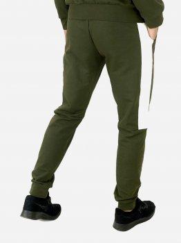 Спортивні штани IBR Spirited 1590228789 Хакі з білим