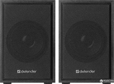 Акустична система Defender SPK 250 Black (65225)