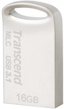 Transcend JetFlash 720 16GB USB 3.1 Silver (TS16GJF720S)