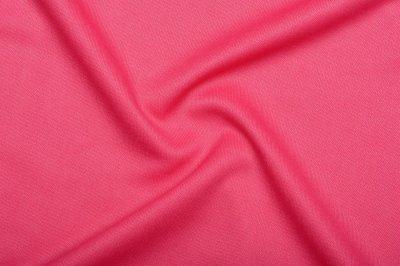 Ткань Трикотаж Джерси (подкладочный) малиновый пог. м. (6185)