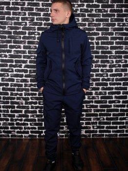 Спортивный костюм IBR Softshell 1586881234 Синий