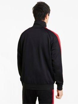 Спортивная кофта Puma Iconic T7 Track Jacket Pt 53009501 Puma Black