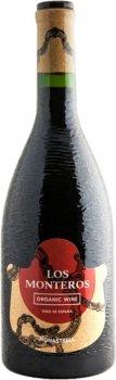 Вино Murviedro Los Monteros Tinto Organico красное сухое 0.75 л 13.5% (8410388009595)