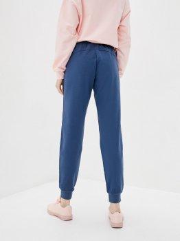 Спортивні штани ROZA 200124 Сірі із синім