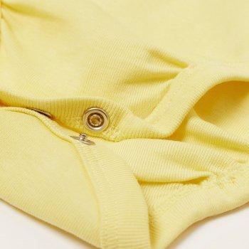 Боди-футболка H&M HOM91110 Желтая