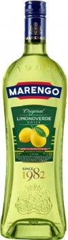 Вино виноградне ароматизоване Marengo «Лімоноверде» біле десертне 1 л 16% (4820004927839)