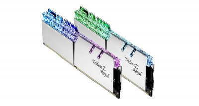 Модуль памяти DDR4 2x8GB/3000 G.Skill Trident Z Royal (F4-3000C16D-16GTRS)