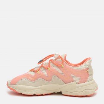 Кроссовки Adidas Originals Ozweego Plus W H01568 Beige-Semi Coral-Glow Pink