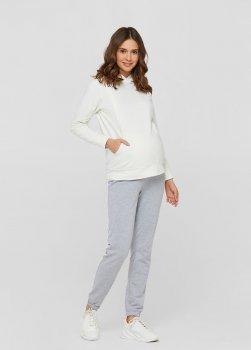 Спортивные штаны с лампасами для беременных Lullababе Lublin Меланж