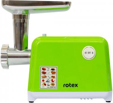 Мясорубка ROTEX RMG202-G Vega