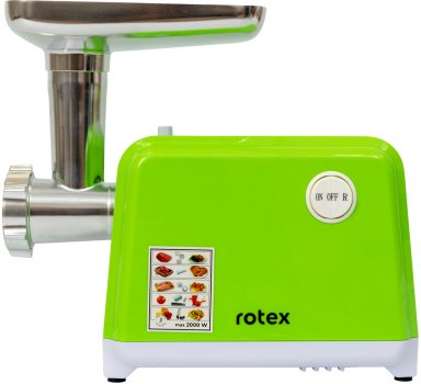 М'ясорубка ROTEX RMG202-G Vega