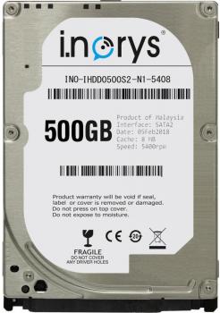 Жорсткий диск Hitachi (HGST) Travelstar Z5K500 500GB 5400rpm 8MB HTS545050A7E680 2.5 SATA III