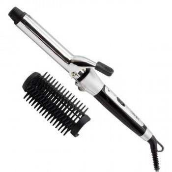 Керамическая плойка для волос Gemei GM-2907 Черный/Белый 30 Вт Насадка для укладки Быстрый нагрев