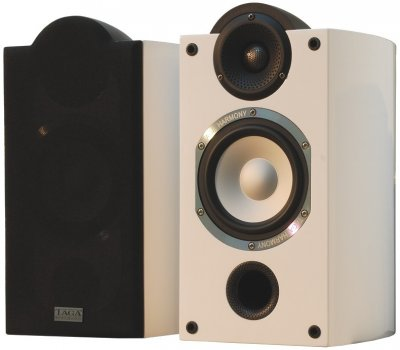Полочная акустика TAGA Harmony Platinum S-40 White