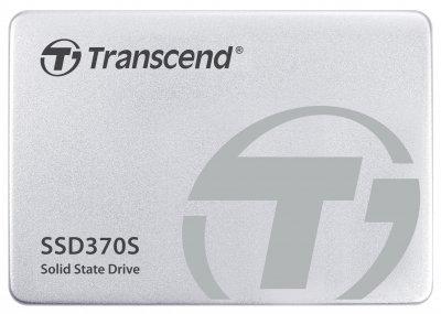 SSD накопичувач Transcend SSD370S 128GB SATAIII MLC (TS128GSSD370S) (6467798)