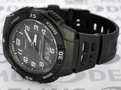 Чоловічий наручний годинник Casio AQ-S800W-1BVEF