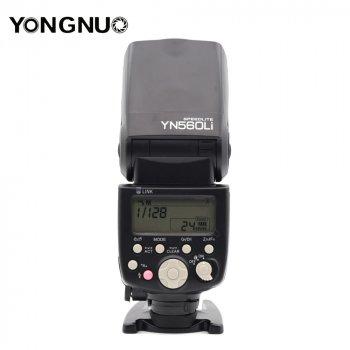 Вспышка для фотоаппаратов OLYMPUS - YongNuo Speedlite YN560Li KIT в комплекте с аккумулятором