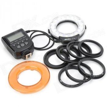 Кольцевая LED макровспышка MeiKe FC-110 (FC110) для камер PENTAX