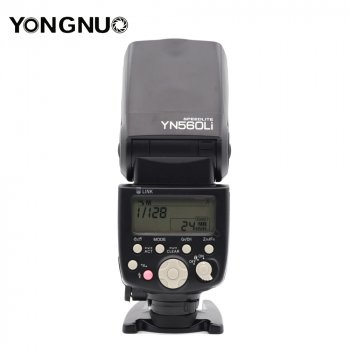 Вспышка для фотоаппаратов PANASONIC - YongNuo Speedlite YN560Li KIT в комплекте с аккумулятором