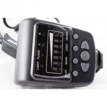 Кольцевая LED макровспышка MeiKe FC-100 (FC100) для камер NIKON