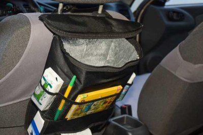 Термосумка-органайзер Supretto для авто 24 х 20 х 8 см (4695-0001)