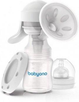 Молоковідсмоктувач ручний BabyOno Anatomy 301 (BabyOno 301) (5901435408698)
