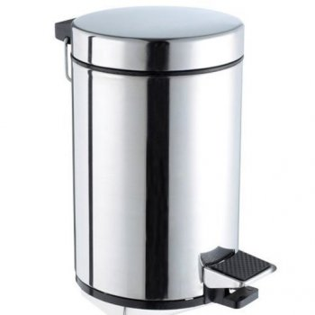 Відро для сміття SENSEA URBAN 3 л металеве хром 10250611