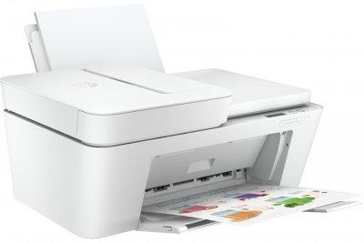 МФУ A4 цв. HP DeskJet Plus 4120 c Wi-Fi (3XV14B)