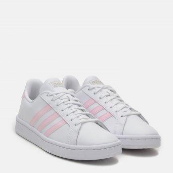 Кеды Adidas Grand Court FY8932 Ftwwht/Clpink/Dovgry