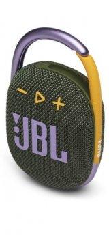 Портативная акустика JBL CLIP 4 GRN